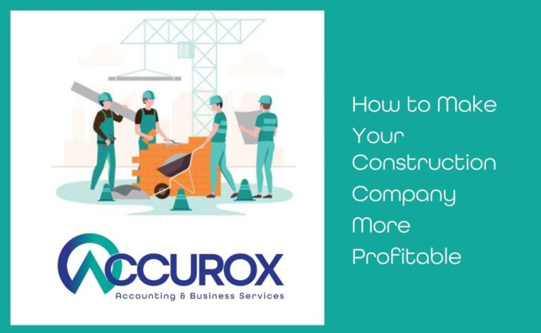How to make your Construction Company more productive and more profitable