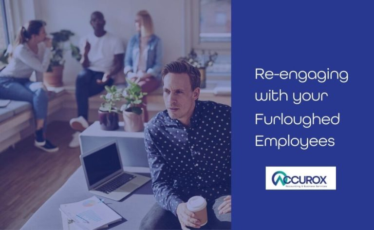 Reengaging with your Furloughed Employees