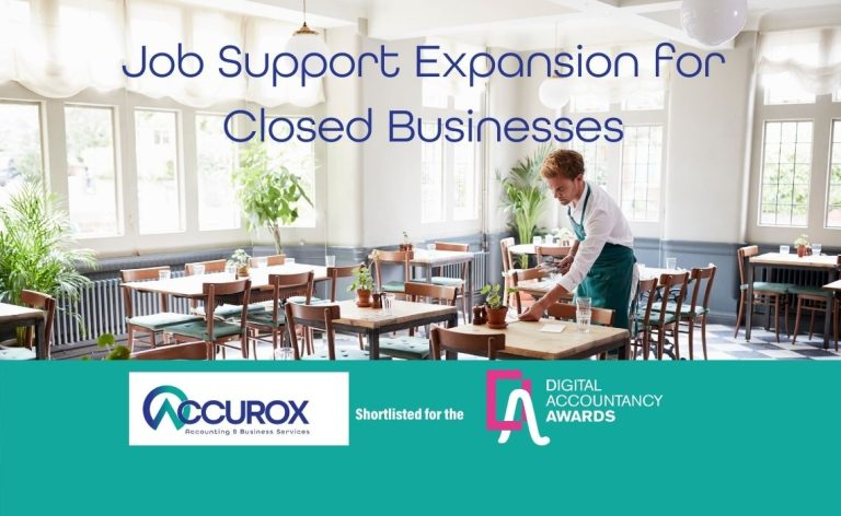 Covid-19: Job Support Scheme (JSS) for Closed Businesses