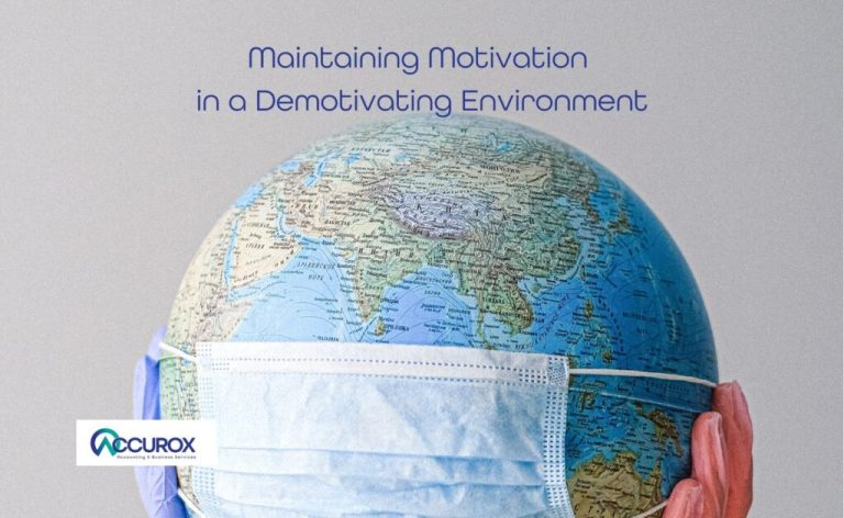 Maintaining Motivation in a Demotivating Environment