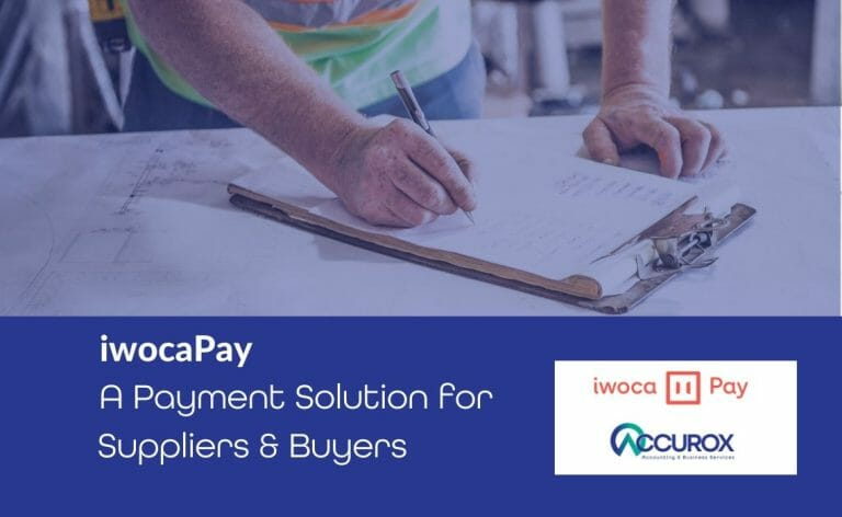 iwocaPay – A payments solution for suppliers and buyers