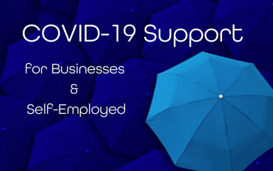 Covid-19 Support for Businesses & Self-Employed