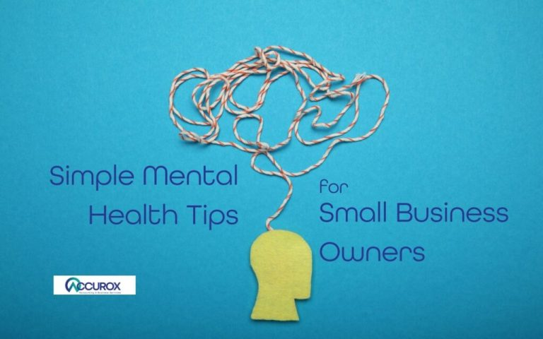 Simple Mental Health Tips for Small Business Owners