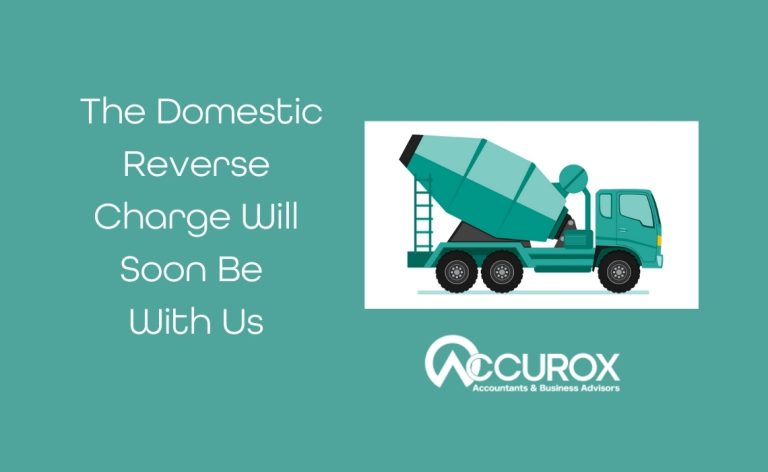 The Domestic Reverse Charge Will Begin Soon