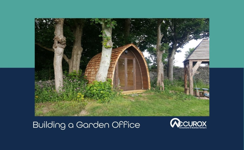image of garden office